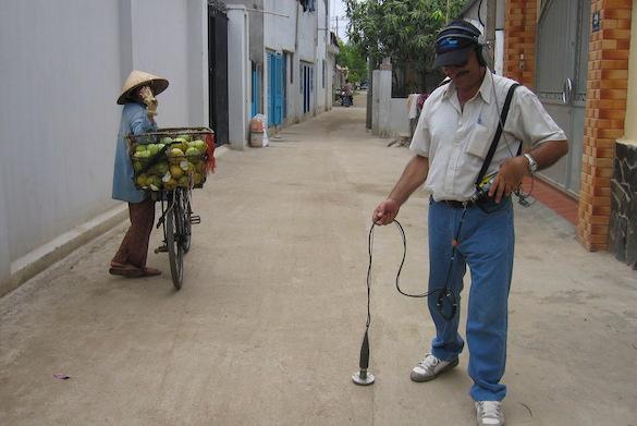 Programme de réduction des eaux non facturées pour la zone pilote An Dien – An Phu
