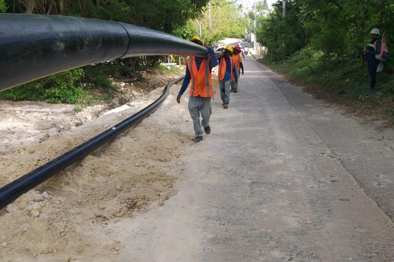 Renovación de redes de agua potable para la isla de San Andres – Fase II