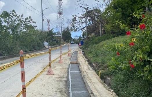 WMI poursuit la rénovation du système AEP de l'île de San Andres – Phase II
